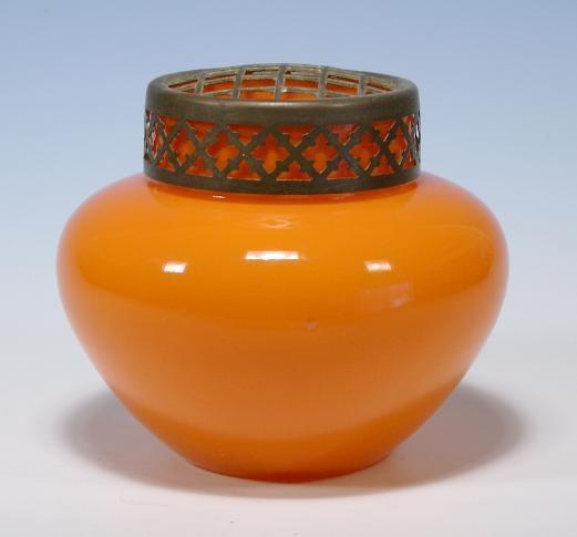 Art Deco - Vase TANGO GLAS, um 1930.