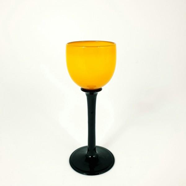 Art Deco - Likörglas. Tangoglas, um 1925.