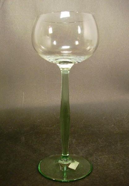 Jugendstil - Weinglas, um 1910.