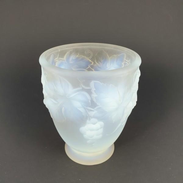 Jugendstil - Vase, sig, Ettling, Frankreich.