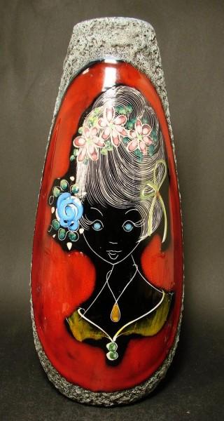 Keramik - Vase MELIOR. Form 229. Italien, 1950er Jahre.