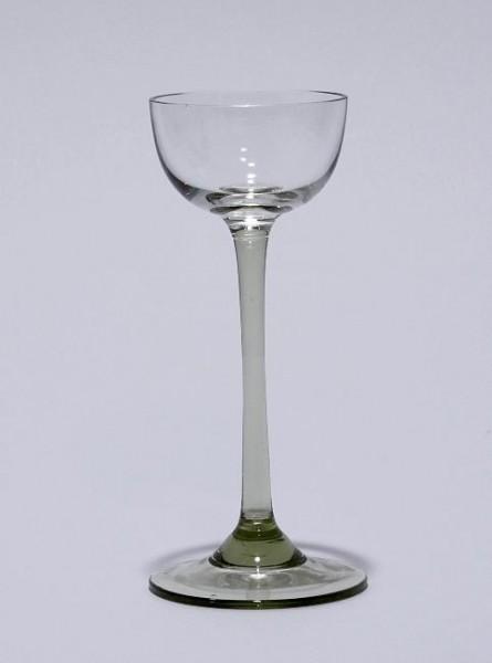 Jugendstil - Likörglas, um 1910.