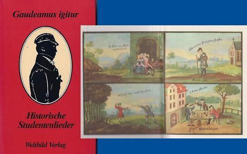 """Studentika - Historische Studentenlieder """"Gaudeamus igitur"""""""