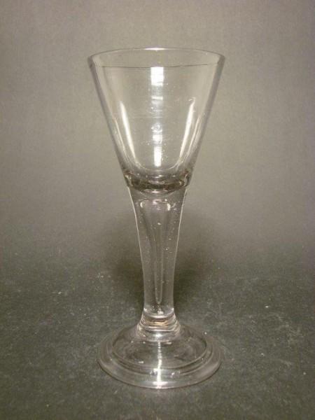 Barock - Trichterglas. Norddeutsch, 18.Jh.
