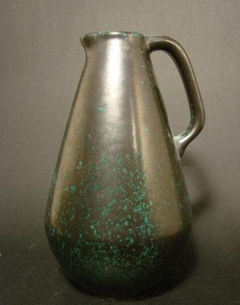 Keramik - Kanne, deutsch 1960er Jahre