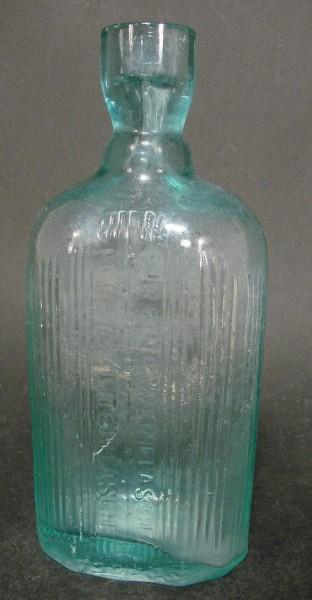 Essig-, Essenzflasche, 1.H. 20.Jh.