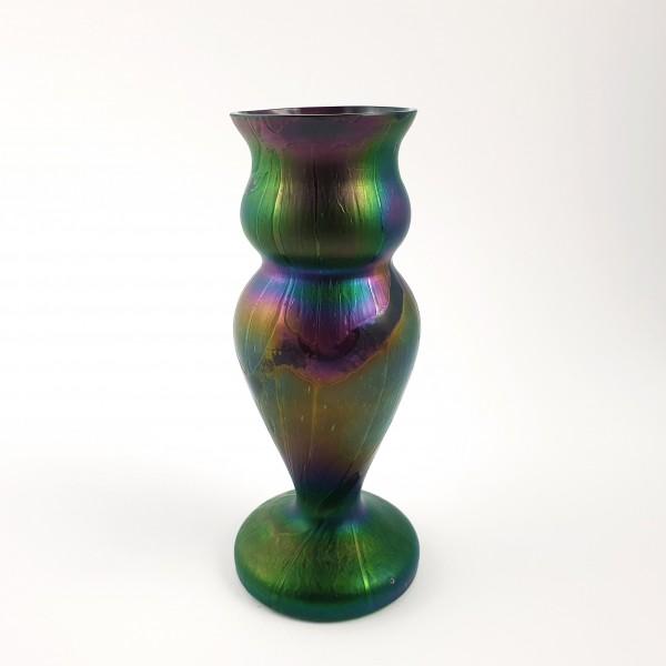Jugendstil - Vase. Böhmen, um 1900.