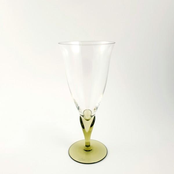 Rosenthal gr. Bierglas / Pokalglas PAPYRUS.