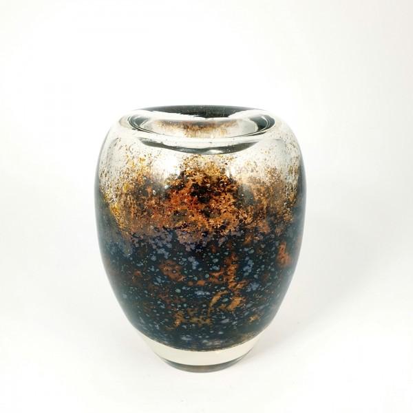 WMF IKORA - Art Deco Vase. Entwurf Walter Dexel, 1937.