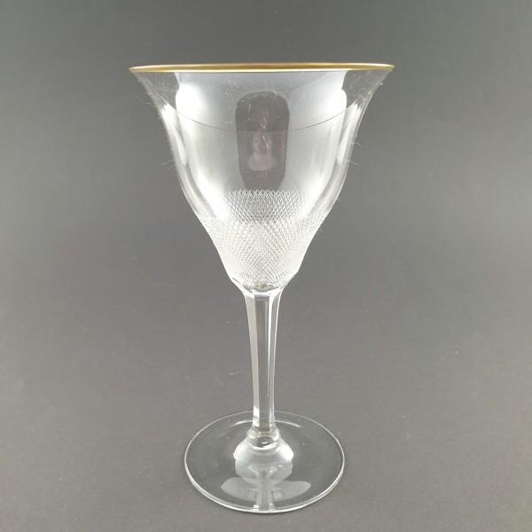 Weinglas der Serie LLOYD, von Moser 1922.