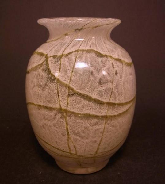 Art Deco - Vase aus Schaumglas. Lötz, 1930er Jahre.