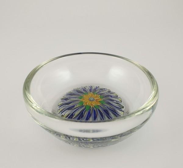 Paperweight / Glasschale von Pertshire.