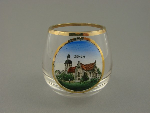 12025 - Andenken-, Tummler ZEVEN, um 1900.