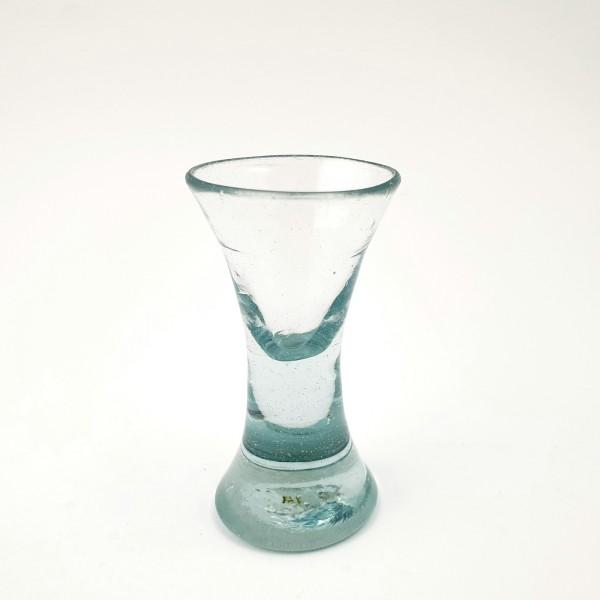 Kutscherknochen / Schnapsglas, um 1800.