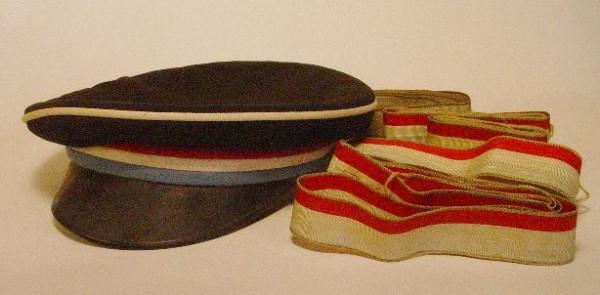 Studentika - Mütze und Band