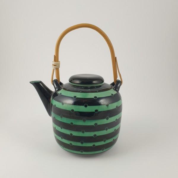 Keramik - Teekanne Form 1115A von Hedwig Bollhagen 1907-2001.